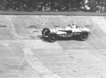 Napier Railton Special. Rose-Richards at speed Brooklands 500 1935. photo